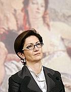 Il ministro della Pubblica Istruzione Mariastella Gelmini