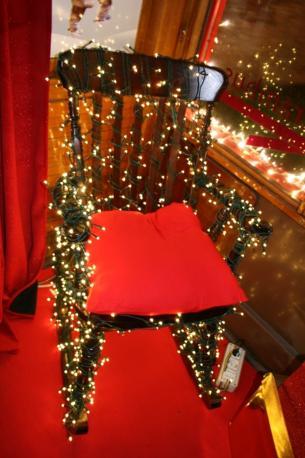 La Sedia Di Babbo Natale Sui Tram In Servizio Tra