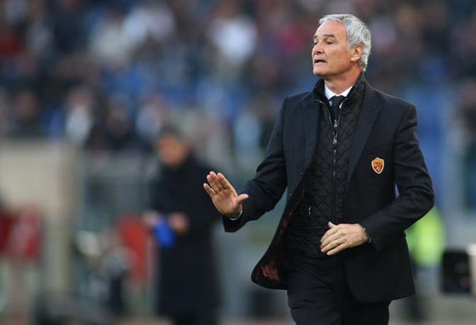 Roma-Inter 2-1:  Ranieri invita alla calma (Ipa)