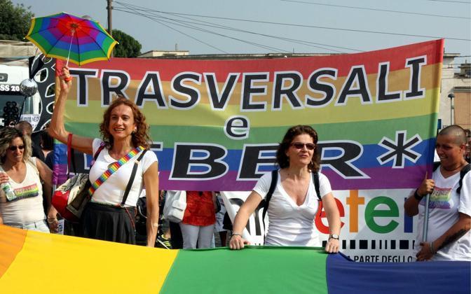 Roma Pride 2010, Luxuria: