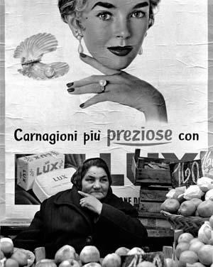 """NINO MIGLIORI. «Il passato è un mosaico da incontrare». Roma, Complesso del Vittoriano. 9 luglio 2010 – 5 settembre 2010 (da """" Gente del Nord """" – 1953)"""