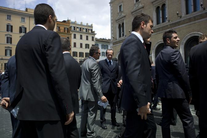 Tod Papageorg. Le immagini che ritraggono «frammenti» di Roma