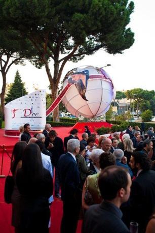 «Dive»: nella mostra in corso al centro Sperimentale di Cinematografia a Cinecittà, i volti delle grandi attrici italiane dai primi del '900 al neorealismo, dagli Anni '70 ai film in digitale. Sopra: un momento dell'inaugurazione