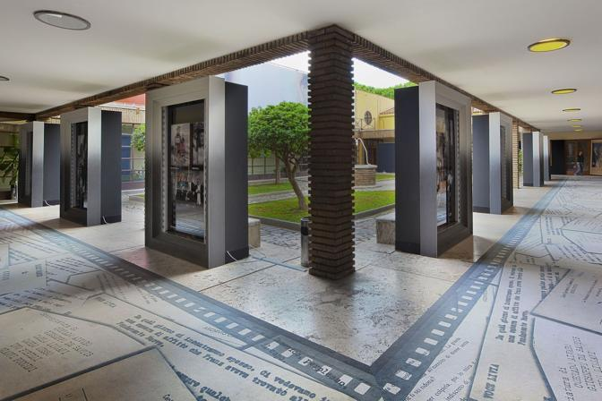 �Dive�: nella mostra in corso al centro Sperimentale di Cinematografia a Cinecitt�, i volti delle grandi attrici italiane dai primi del '900 al neorealismo, dagli Anni '70 ai film in digitale