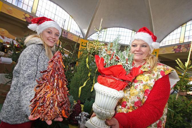 Natale col contadino for Cibi romani