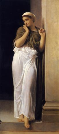 Frederic Leighton «Nausicaa», 1878 Olio su tela
