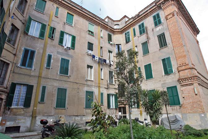 La casa dell'Ater di Renata Polverini