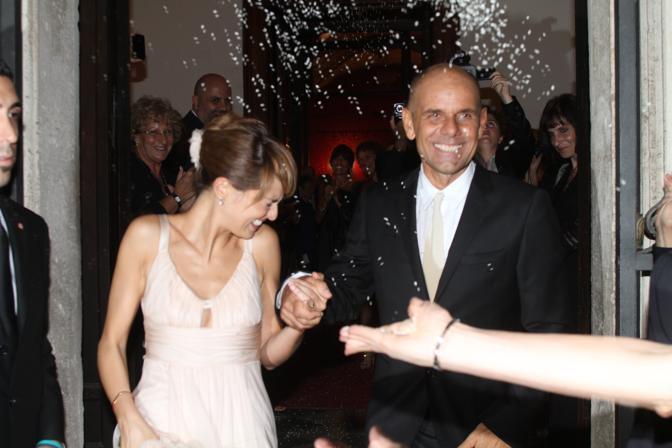 Paola va a nozze for Sala degli sposi