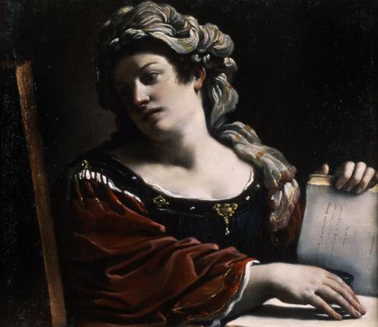 Sibilla, 1620 circa; Cento Fondazione Cassa di Risparmio