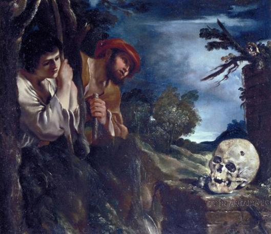 02.Et in Arcadia Ego-1618ca.; Roma, Palazzo Barberini