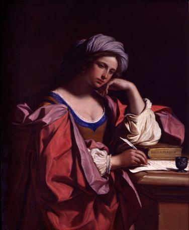 La Sibilla Persica-1647; Roma, Pinacoteca Capitolina
