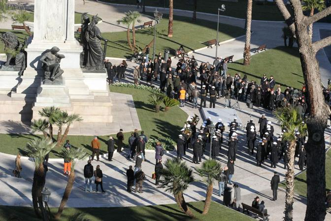 La festa per l'inaugurazione di piazza cavour (Jpeg)