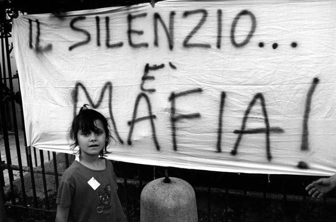 I funerali di Padre Puglisi, Palermo, 17 settembre 1993.  � Shobha/Contrasto