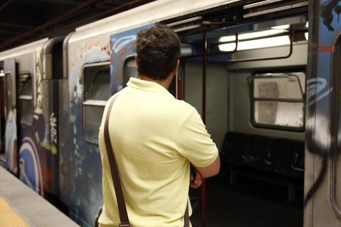 Uno dei treni della B1 (Proto)