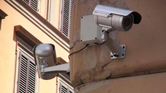 Le telecamere che potrebbero aver ripreso quanto è accaduto (Proto)