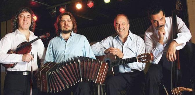 Cuarteto Esteban Morgado