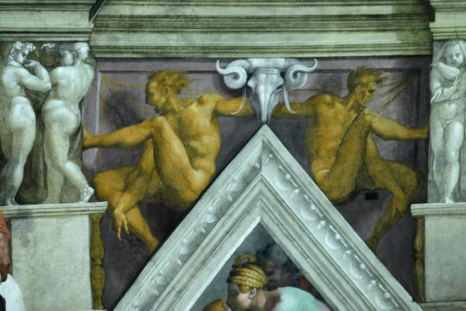 I Musei Vaticani si trovano nel territorio della Città del Vaticano e costituiscono una delle raccolte d'arte più grandi del mondo (foto Benvegnù-Guaitoli © Musei Vaticani - Tutti i diritti riservati)