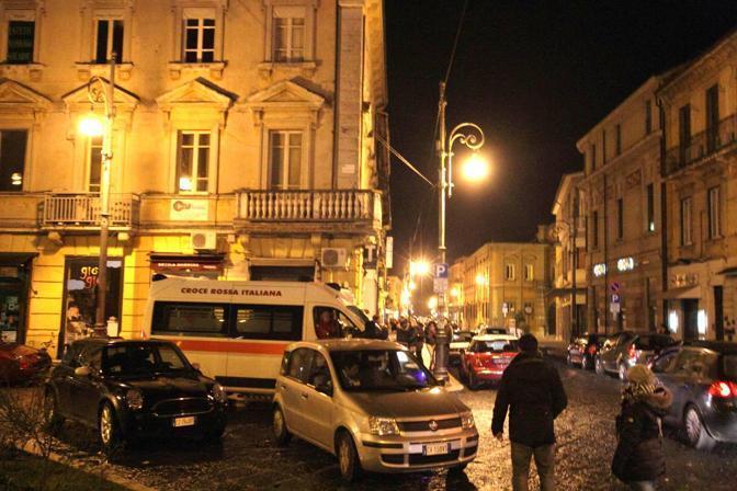 Scossa di terremoto in Ciociaria sabato sera: l'epicentro tra i comuni di Sora e Isola Liri, in provincia di Frosinone (Ansa)