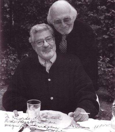 Con Ettore Scola