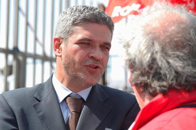 DANIELE OZZIMO (politico) - assessorato alla CASA E DECORO URBANO - 42 anni è un esponente del Pd, si è occupato di Politiche sociali e Lavori pubblici, scuola e sanità
