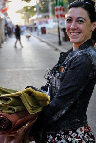 ESTELLA MARINO (politica) - Assessorato all'AMBIENTE - 37 anni, ingegnere ambientale, esponente del Pd,  master in Economia e Gestione ambientale e un dottorato in Tecnica urbanistica