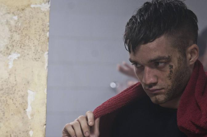 Lorenzo Richelmy, protagonista de «Il terzo tempo» di Enrico Maria Artale in concorso alla prossima Mostra di Venezia nella sezione Orizzonti
