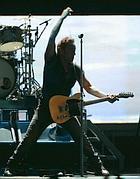 Bruce Springsteen durante un concerto (Ap)