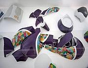 Il vaso rotto dall'artista Ontani (Jpeg)