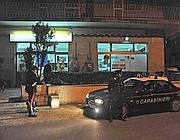 Il bar davanti al quale il senegalese è stato aggredito (Proto)