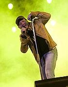 Vasco Rossi sul palco (Eidon)