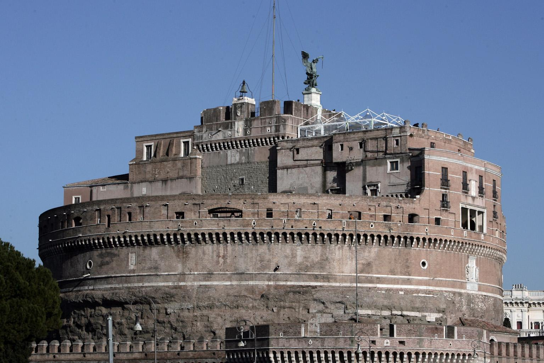 Castel Sant'Angelo (Ansa)