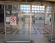 L'ingresso dell'Air Terminal (Jpeg)