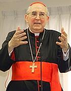 Il cardinale Agostino Vallini (Eidon)