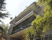 L'appartamento di Renzo Arbore in via Cortina d'Ampezzo (Proto)