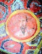 Il volto di San Paolo nell'icona trovata a Santa Tecla