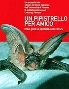 Il volantino della campagna pro pipistrelli lanciata in Toscana