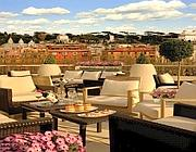 Sui tetti alla ricerca del Ponentino: terrazze romane per aperitivi ...