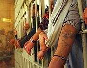 Carceri sovraffollate (Fotogramma)
