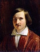 Un ritratto di Gogol