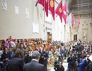 Una seduta del consiglio comunale di Roma (Eidon)