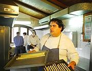 Gennaro Esposito, al vertice delle classifiche sui grandi chef (foto Sestini)