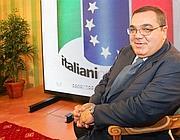 Il senatore Pdl Sergio De Gregorio (Ansa)