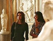 La visita alla Galleria Borghese (Jpeg)