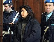 In tribunale a Bologna (Ansa)