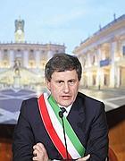 Gianni Alemanno (foto Ansa)