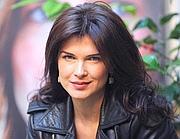 L'attrice Monica Barladeanu, protagonista di «Francesca»