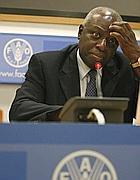 Jacques Diouf (ansa)
