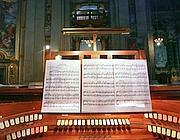 L'organo di S.Ignazio (fotoservizio Jpeg)