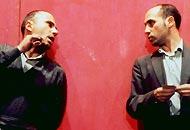 Taccuino dal 22 al 29 novembre,in scena con la ditta Scimone Sframeli
