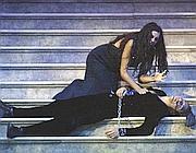 Una scena di «Tosca - Amore disperato» (Ap)